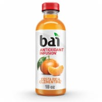 Bai Costa Rica Clementine Antioxidant Infused Beverage