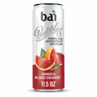 Bai Bubbles Jamaica Blood Orange Sparkling Beverage