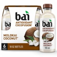 Bai Cocofusion Molokai Coconut Antioxidant Infused Beverage