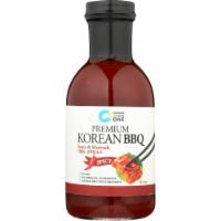 Chung Jung One Premium Spicy Korean BBQ Sauce