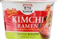 Jongga Kimchi Ramen - 4.93 oz