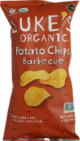 Luke's Organic Barbecue Potato Chips - 4 oz
