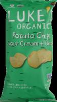 Luke's Organic Sour Cream + Onion Potato Chips