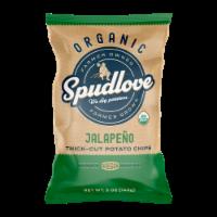 SpudLove Jalapeno Thick-Cut Potato Chips - 5 oz