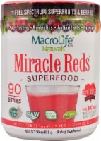 Macro Life Naturals  Miracle Reds Superfood   Berry - 30 oz