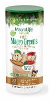 Macro Life Naturals  Jr. Macro Coco-Greens for Kids   Chocolate - 7.1 oz