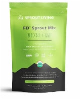 Sprout Living Organic Broccoli & Kale FD Sprout Mix