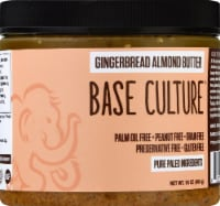 Base Culture Gingerbread Almond Butter