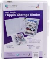 Totally-Tiffany 3  Flippin' Storage Binder- - 1