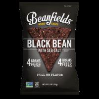 Beanfields Black Bean with Sea Salt Bean Chips - 5.5 oz