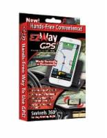 EZ Way Dashboard Phone & GPS Holder - Gray