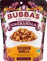 Bubba's Grain Free Bourbon Vanilla UnGranola