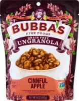 Bubba's Cinnful Apple Grain Free Ungranola