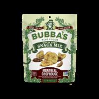 Bubba's Montreal Chophouse Snack Mix - 4 oz