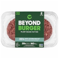 Beyond Meat The Beyond Burger Plant-Based Burger Patties 2 Count