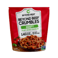 Beyond Meat Beefy Plant-Based Protein Crumbles