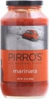 Pirro's Sauce Marinara Sauce - 24 oz