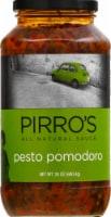 Pirro's Sauce Pesto Pomodoro Sauce - 24 oz