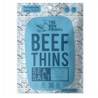The New Primal Sea Salt Beef Thins