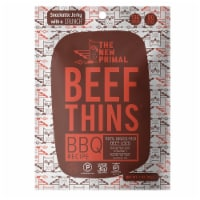 The New Primal BBQ Beef Thins
