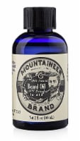 Mountaineer Brand  Beard Oil WV Barefoot Unscented