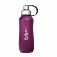 Thinksport Insulated Sport Bottles - Purple