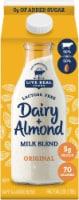 Live Real Farms Lactose Free Dairy + Almond Original Milk Blend