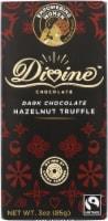 Divine Hazelnut Truffle Dark Chocolate