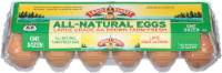 Land O' Lakes All-Natural Grade AA Large Brown Eggs