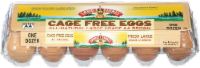 Land-O-Lakes Cage Free Large Grade AA Brown Eggs