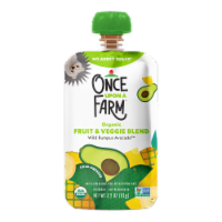 Once Upon A Farm Wild Rumpus Avocado Organic Baby Food
