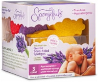 Spongefuls Calming Lavender Gentle Soap-Filled Sponges