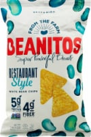 Beanitos Restaurant Style White Bean Tortilla Chips