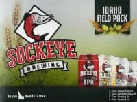Sockeye Brewing IPA Beer Variety Pack - 12 cans / 12 oz