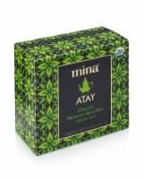 Mina Atay Organic Moroccan Nana Mint Green Tea Sachets