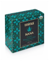 Mina  Organic Moroccan Nana Mint Herbal Tea   Nana
