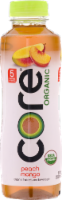Core Organics Peach Mango Fruit Infused Beverage - 18 fl oz