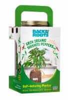Back to the Roots 7790140 Self-Watering Planter Shishito Peppers Grow Kit