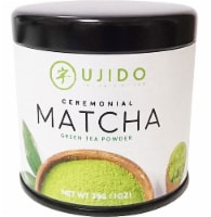 Ujido The Path of Zen Ceremonial Matcha Green Tea Powder