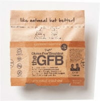 The Gluten Free Bar  Gluten Free Power Breakfast   Coconut Cashew