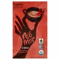 NibMor Organic 6 Spice Drinking Chocolate