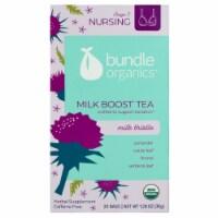 Bundle Organics Stage 3 Nursing Milk Thistle Milk Boost Tea Bags