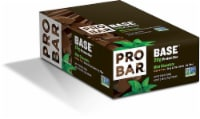 Pro Bar Base Mint Chocolate Protein Bars - 12 ct