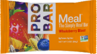 Pro Bar Meal Simply Real Whole Berry Blast Bar - 12 ct / 3 oz