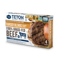 Teton Waters Ranch Mushroom and Onion Burger Blends