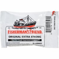 Fisherman'S Friend Lozenges - Original Extra Strong - Dsp - 20 Ct - 1