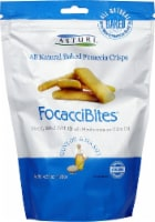 Asturi  All Natural FocacciBites™   Olive Oil & Sea Salt