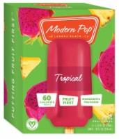 Modern Pop Tropical Fruit Bars - 4 ct / 2.50 fl oz