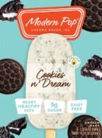 Modern Pop Cookies n' Dream Frozen Bars