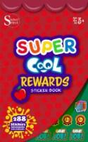 """Themed Sticker Book 9.5""""X5.75""""-Rewards - 1"""